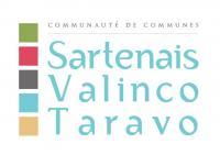 Logotype de la communaute de communes du sartenais valinco taravo