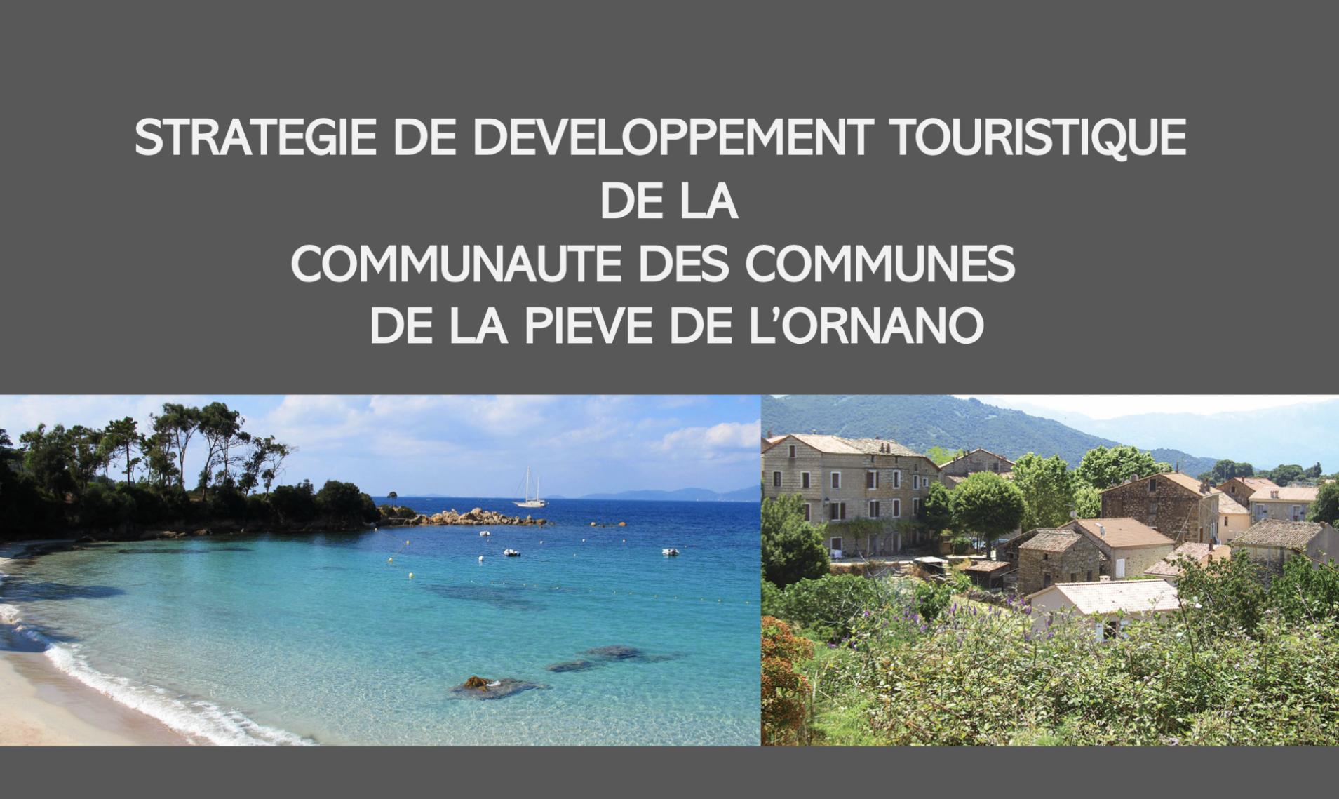 Plan étude tourisme